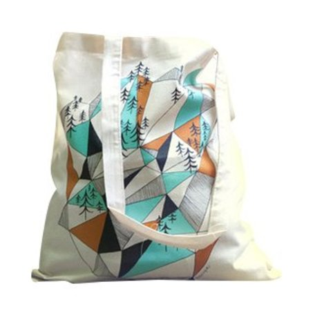 Shopper - Geometric mountains