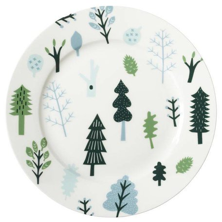 Dinerbord - Forest