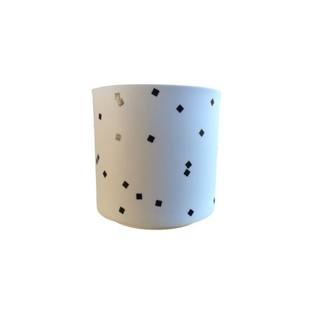 Tealight holder - Bright Square