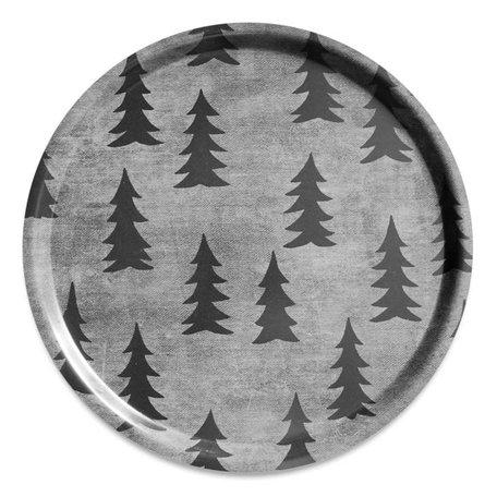 Gran - Grey tray