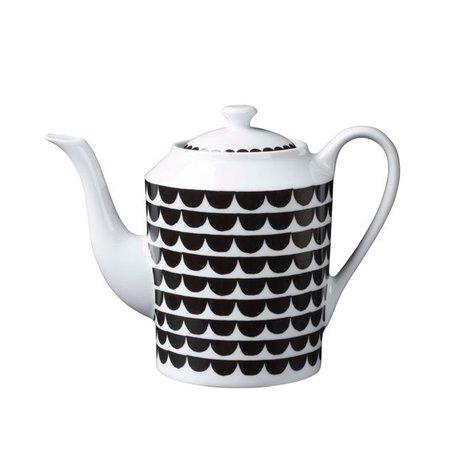 Coffee pot - Tu es la vague - Black