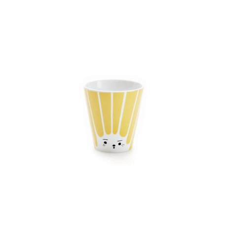 House of Rym - Cup Oh what a friendly face - Yellow