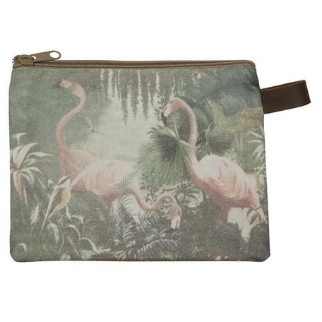 Toiletry bag - Flamingo