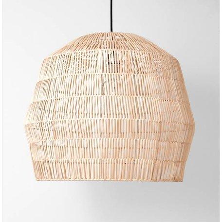 Hanglamp Nama 3 - Rotan -  Naturel