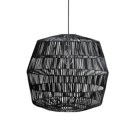 Lamp Nama 4 - black - rattan