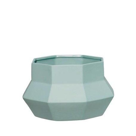 Vase / flowerpot green