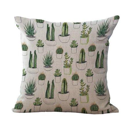 Kussenhoes cactussen