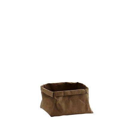 Paper bag brown 14RS25008B
