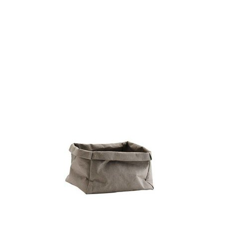 Paper bag grey 14RS25008G