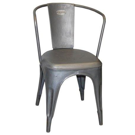 Cool chair - silver