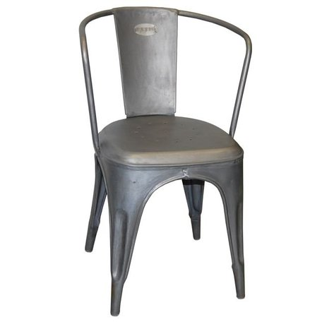 Cool chair - zilver