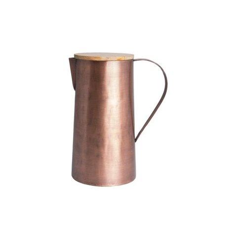 Can Mangal - copper