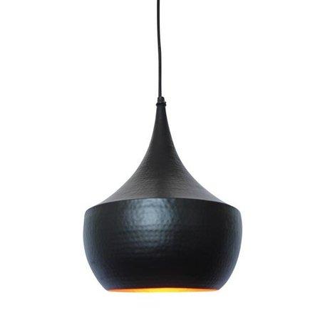 Hanging lamp Doll - black