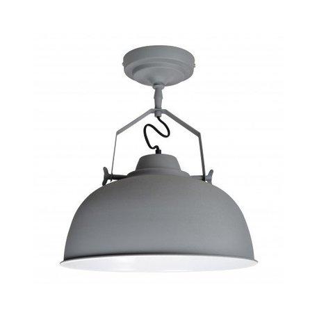 Urban ceiling lamp - Ø 40 cm - vintage grey