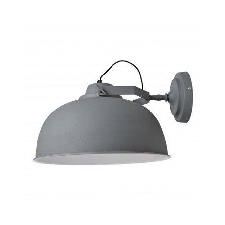 Wandlamp Urban - Ø 40 cm -  vintage grijs