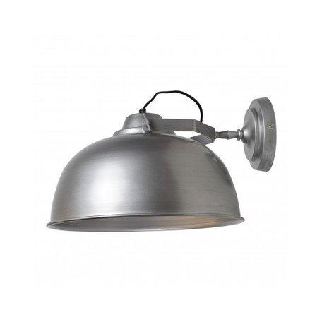 Wandlamp Urban - Ø 40 cm -  antiek zink