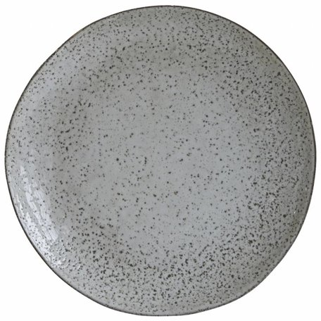 Dinner plate - Rustic