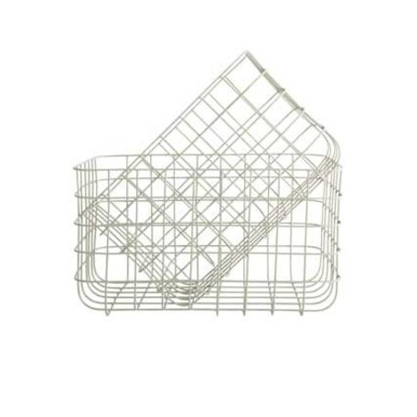 Wire basket Simply - Grey - Large