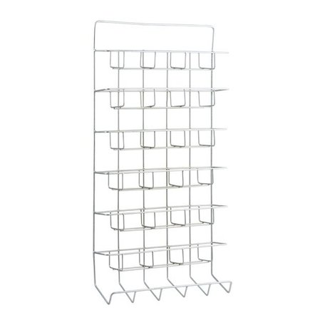 Storage wall rack - iron