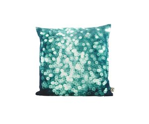 House Doctor Kussen : House doctor cushion cover rain drops livv lifestyle