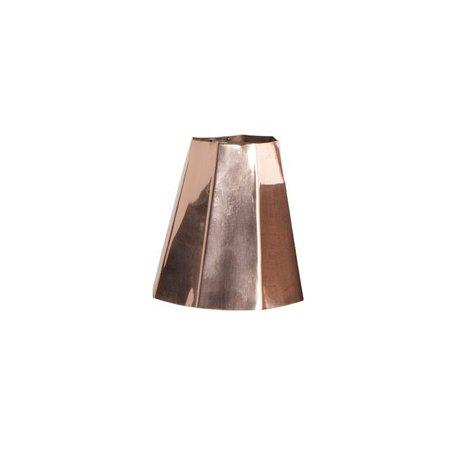 Lampen kapje - Koper