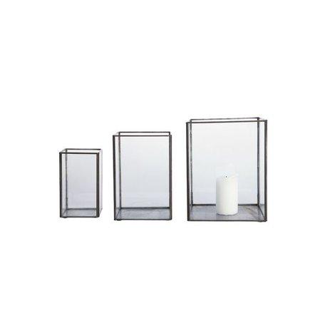 Lantaarn Pillar - set van 3