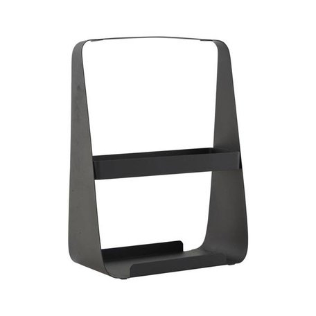 Magazine holder - black