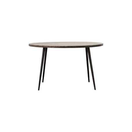 Table CLUB - Dark brown