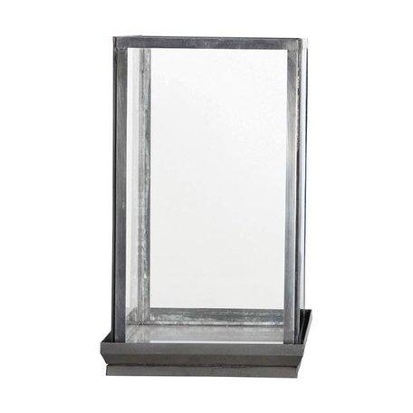 Show display case - zinc