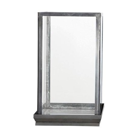 Show vitrine - zinc