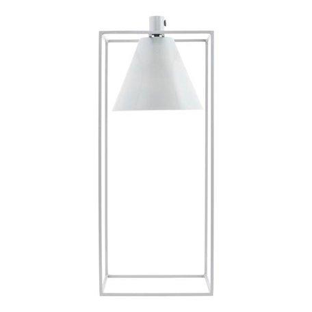 Table lamp Kubix - grey