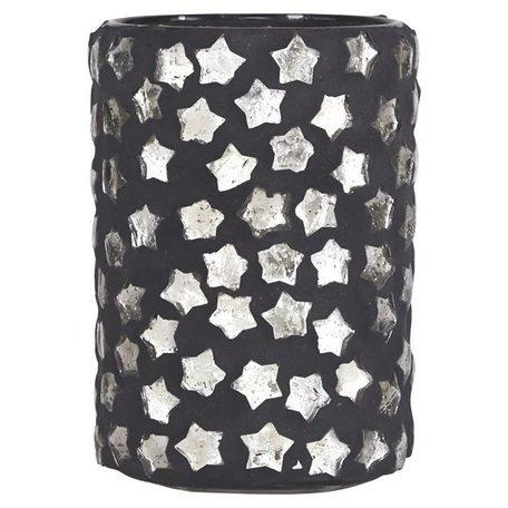 Tealight holder - big star