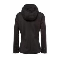 Water Resistant Blazer Regenjas - Zwart