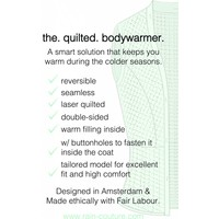 Additional Reversible Bodywarmer - Navy-Black
