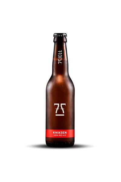 7 Fjell Kniksen India Red Ale