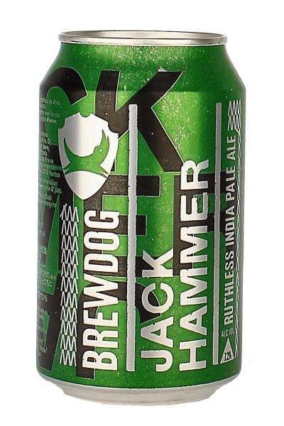 BrewDog Jackhammer Blik