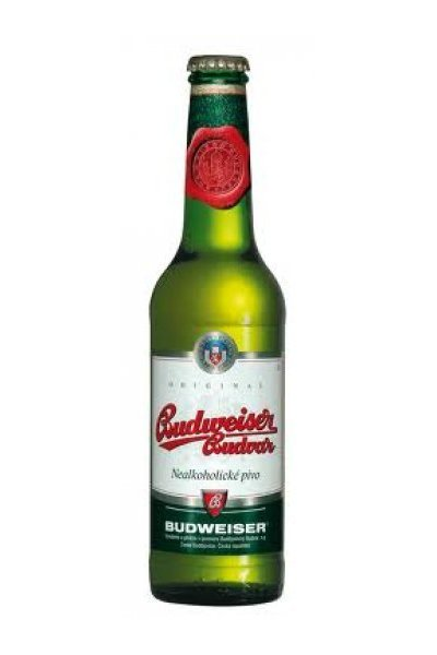Budweiser Budvar Alcoholvrij