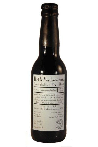 De Molen Hel & Verdoemenis Bourbon BA Brett