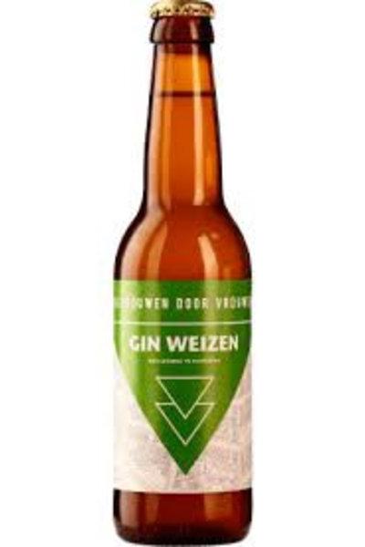Gebrouwen Door Vrouwen Gin Weizen