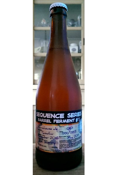 Het Uiltje Sequence Series Barrel Ferment #1