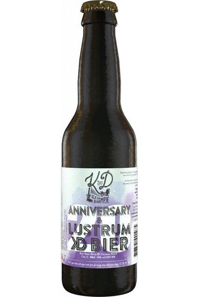 Klein Duimpje Anniversary & Lustrum KD Bier