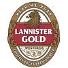 Van Buuren Brouwerij Lannister Gold