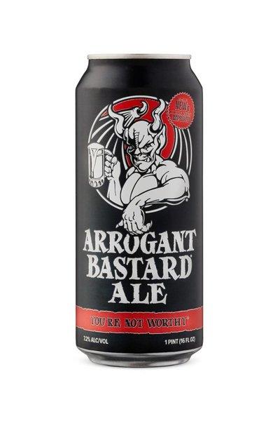 Stone Arrogant Basterd Ale