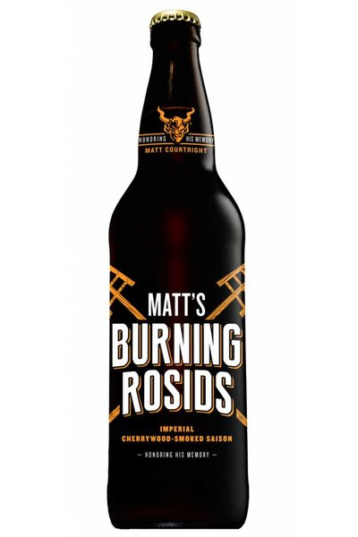 Stone Matt's Burning Rosids