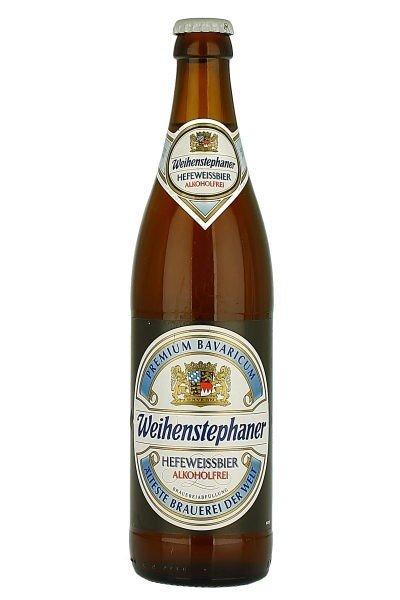 Weihenstephaner Hefeweissbier Alkoholfrei