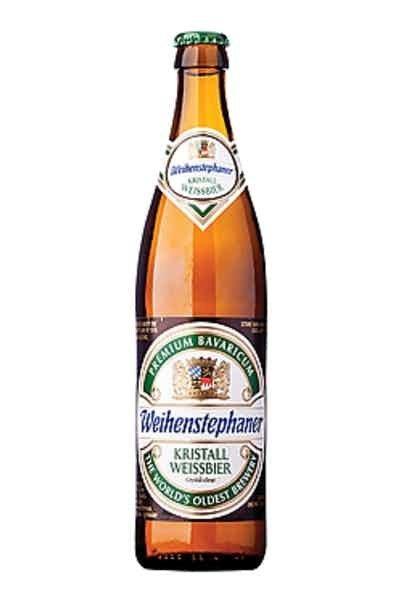 Weihenstephaner Kristall Weissbier