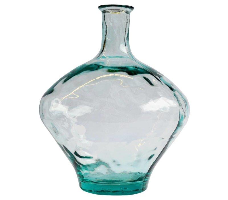 Heldere Glazen Vaas 'Aqua'