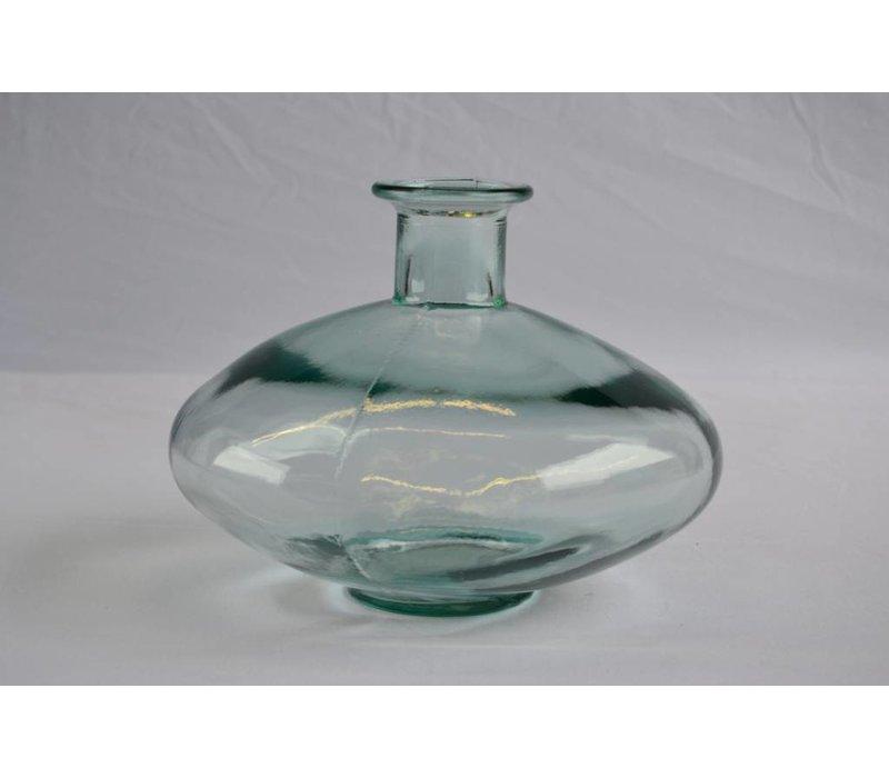 Heldere Glazen Vaas 'Aqua' UFO