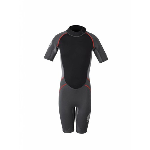 Gill Shorty junior wetsuit graphite