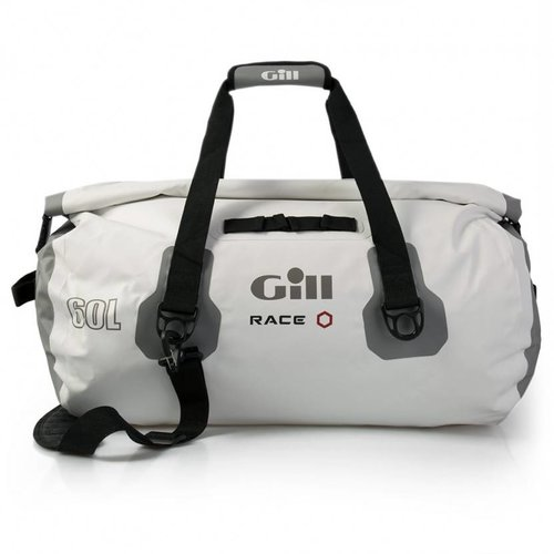 Gill Opbergtas Race Team wit 60l